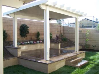 Covered Patios Wood Or Alumawood Patio Covers
